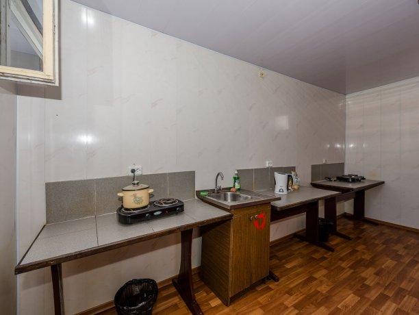 Эконом №6 (2 к.), гостевой комплекс «TROPICANKA», Кирилловка. Фото 4