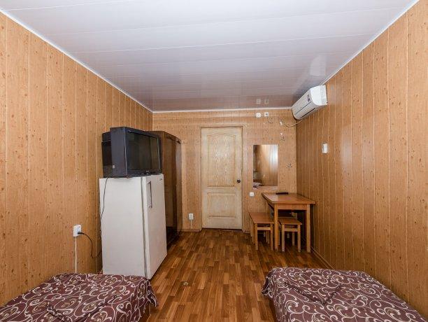 Эконом №5 (2 к.), гостевой комплекс «TROPICANKA», Кирилловка. Фото 7