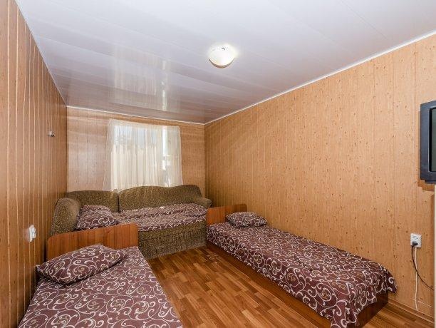 Эконом №10 (2 к.), гостевой комплекс «TROPICANKA», Кирилловка. Фото 6