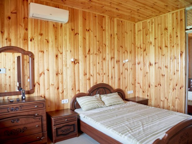 Апартаменты-студио вид на море №68 (корп. 1), база отдыха «Автомобилист», Кирилловка. Фото 1