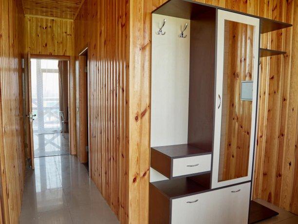Апартаменты-студио вид на море №68 (корп. 1), база отдыха «Автомобилист», Кирилловка. Фото 6