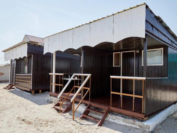 Стандарт + №6, вид на море, база отдыха «Автомобилист», Кирилловка. Фото 3