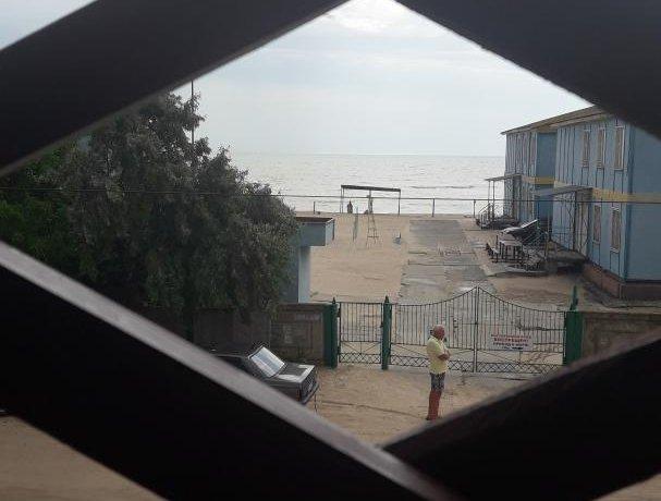 Люкс-студио №2 вид на море, база отдыха «Азов Коралл», Кирилловка. Фото 10