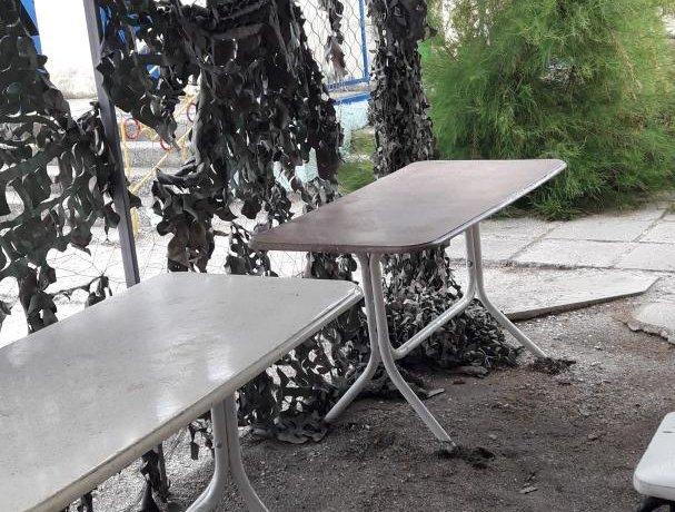 Эконом №15, база отдыха «Азов Коралл», Кирилловка. Фото 3