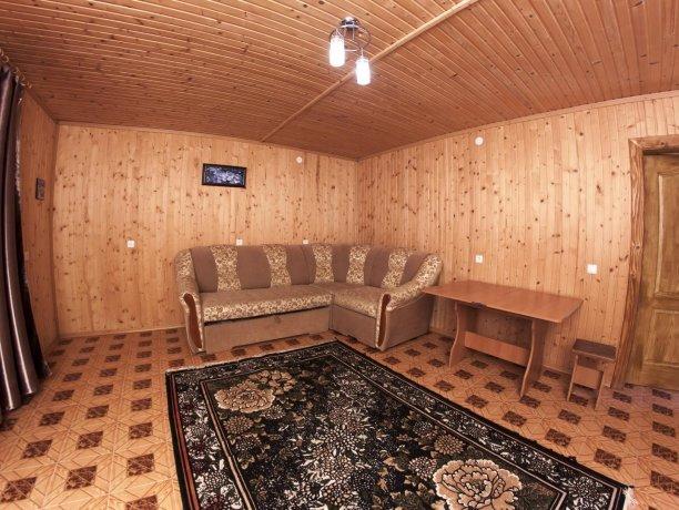 Коттедж №3, коттедж «Федотова Коса», Кирилловка. Фото 2