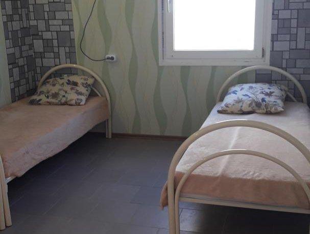 Люкс Люкс 3х местный с деревянной верандой, база отдыха «Азов Коралл», Кирилловка. Фото 7