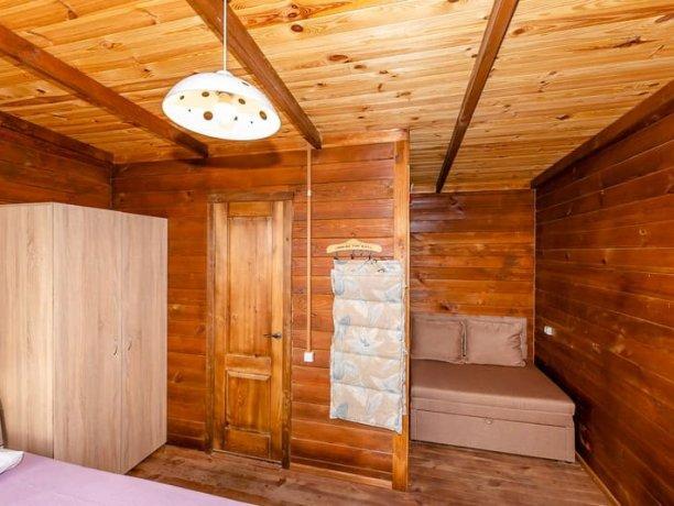 Люкс без кухни, №7, база отдыха «Нептун», Приморск. Фото 3