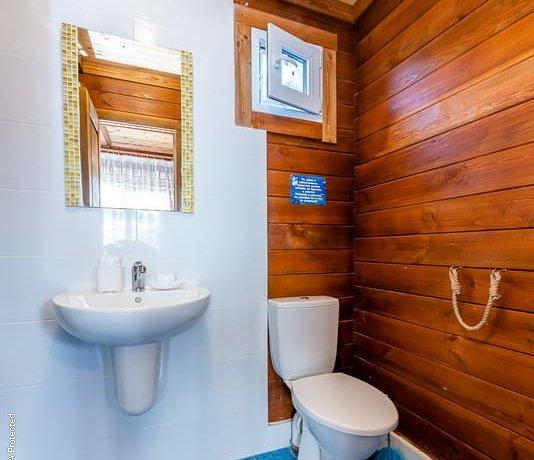 Люкс без кухни, №7, база отдыха «Нептун», Приморск. Фото 4