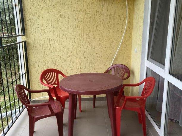Семейный-люкс №33, база отдыха «Гостиный двор», Кирилловка. Фото 7
