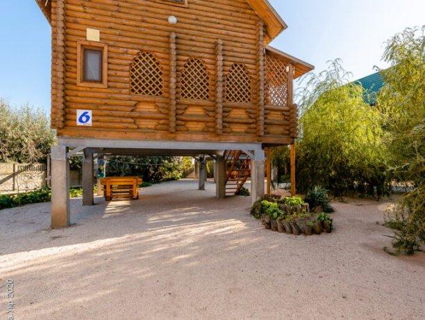 Коттедж №1, база отдыха «Маричка», Кирилловка. Фото 11