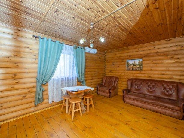 Коттедж №8, база отдыха «Маричка», Кирилловка. Фото 11