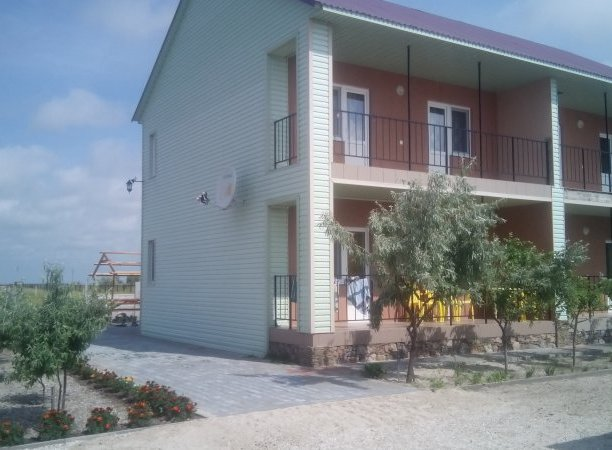 Люкс №7-3, база отдыха «Орион», Кирилловка. Фото 1
