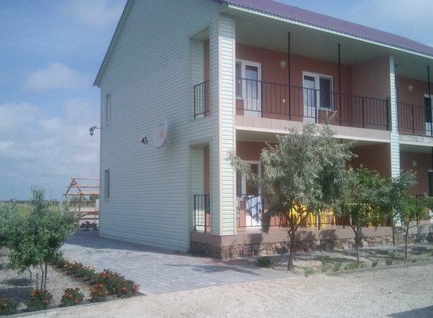 Люкс №7-4, база отдыха «Орион», Кирилловка. Фото 1