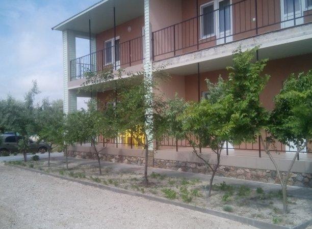 Люкс №7-4, база отдыха «Орион», Кирилловка. Фото 3