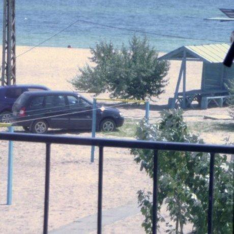 Люкс №7-4, база отдыха «Орион», Кирилловка. Фото 2