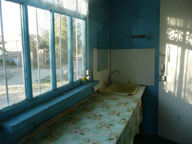 Студия Домик №8, база отдыха «Орион», Кирилловка. Фото 5