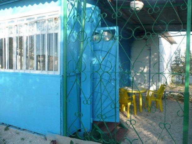 Студия Домик №8, база отдыха «Орион», Кирилловка. Фото 7