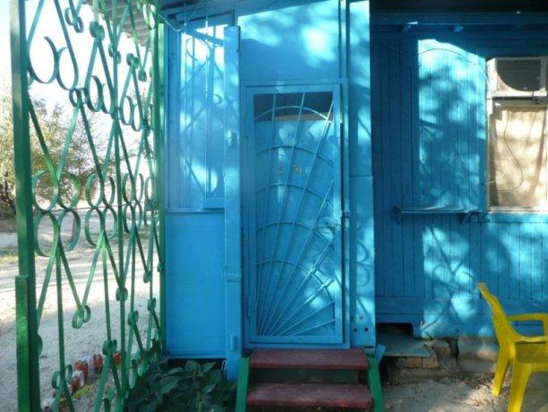Эконом Домик №15, база отдыха «Орион», Кирилловка. Фото 4